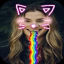 Stickers Cat Selfie Face APK