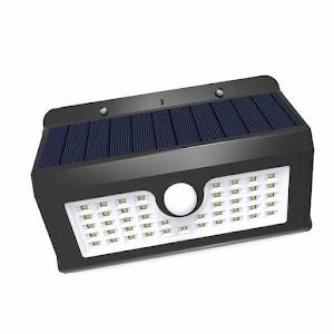 Lampa solara 45 led cu senzor de miscare si lumina oferta reducere 3