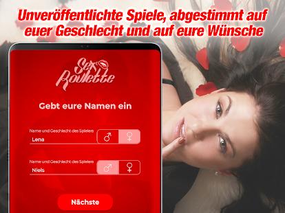 Mädchen benutzt Strap On mit Boyfreind Beste Sex-Apps auf Android