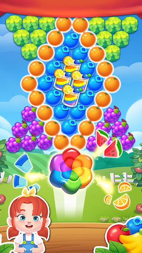 Bubble Blast: Fruit Splash painmod.com screenshots 8