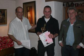 Photo: Die Ehrung des Kilometerfressers 2010