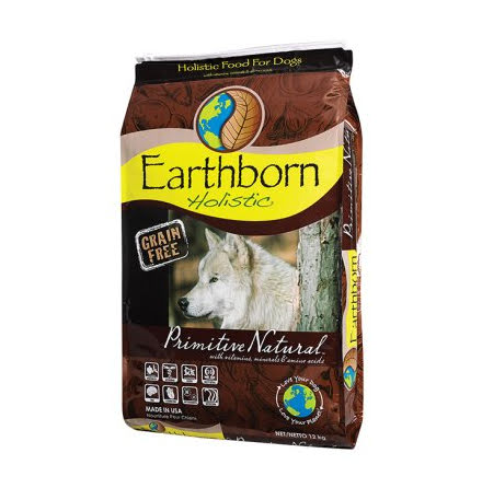 Earthborn Holistic Primitive Natural Grain-Free 12kg