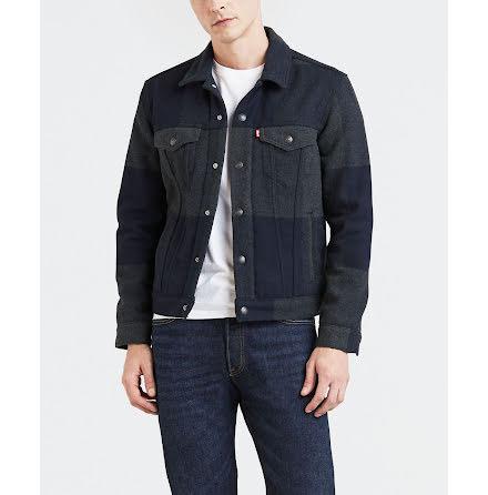 Levi's Wool trucker jacket gelada original