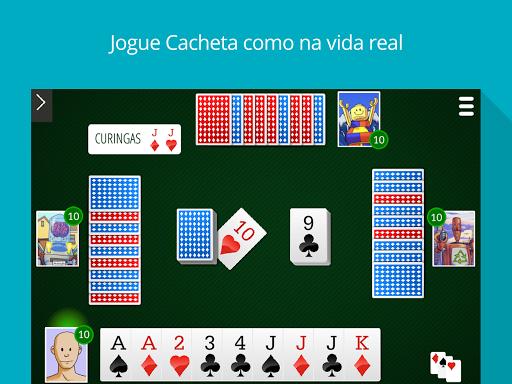 Cacheta Gin Rummy Online  gameplay | by HackJr.Pw 11