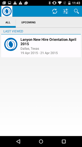 Lanyon Internal Events