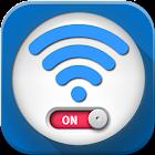 Gratuita Wi-Fi hotspot portátil Tethering WiFi Hot icon