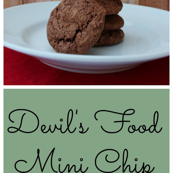 10 Best Devil Food Cake Mix Cookies Recipes