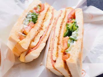 劉記碳烤三明治