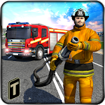 Firefighter 3D: The City Hero 1.0 Apk