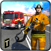 Firefighter 3D: The City Hero APK for Ubuntu
