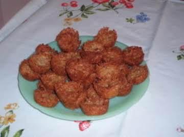 Honey Crunchies