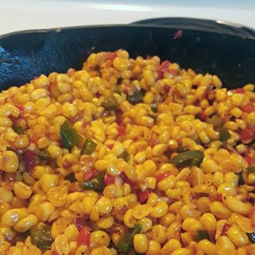 Jalapeño  Fried Corn
