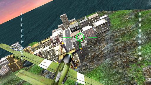二戰太平洋戰鬥機攻擊3D|玩動作App免費|玩APPs