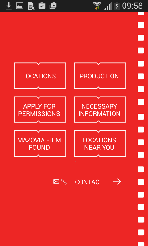 Mazovia Warsaw Film- screenshot