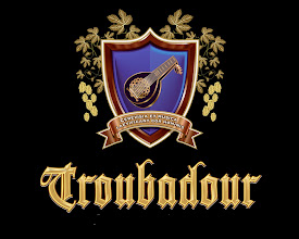 Photo: Troubadour - logo band