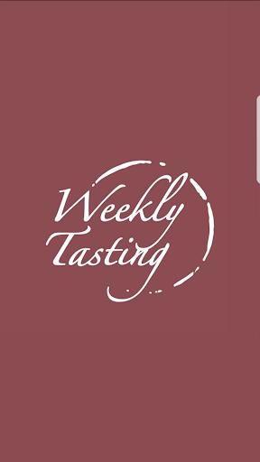 The Weekly Tasting  screenshots 1