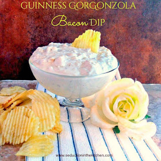 Gorgonzola Guinness Bacon Dip