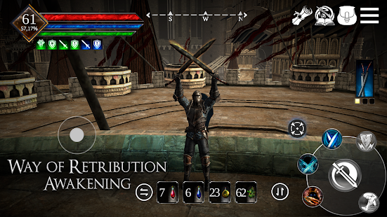 Hack Game Way of Retribution: Awakening apk free