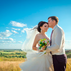Wedding photographer Mariya Bochkova (Marusinka). Photo of 18.10.2016