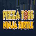 Pizza Toss Ninja Turtle icon