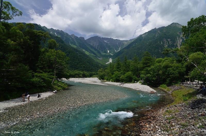 日本上高地