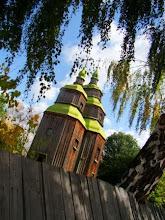 Photo: Елена Ветушенко,«Церквушка в Пирогово», глянцевая фотобумага, разм. 30 х 21 см