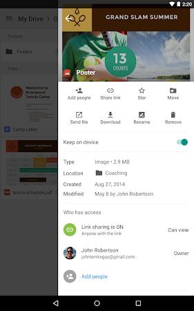 Google Drive 1.4.272.12.34 screenshot 2316