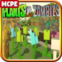 Plants vs Zombies Minigame Mod for Minecraft PE icon