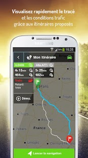 Mappy GPS Free - screenshot thumbnail
