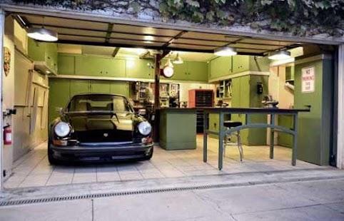 Garage Interior Design Screenshot Thumbnail