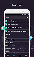 screenshot of Popular Ringtones Free 2020
