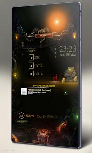 KLCK 6 Lock Screen - náhled