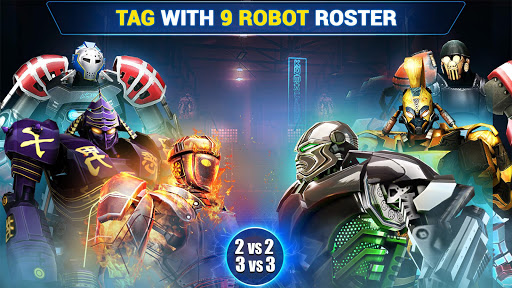 Real Steel Champions 1.0.195