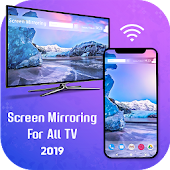 Screen Mirroring with TV - Screen Sharing on TV