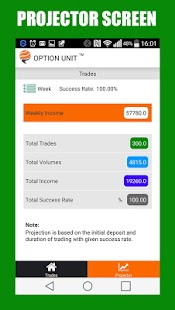 Binary Portfolio Manager- screenshot thumbnail