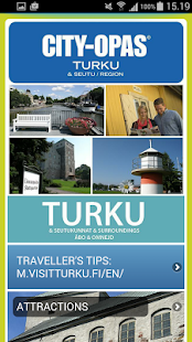 CITY-OPAS Turku & Region- screenshot thumbnail