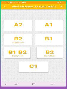 Download Brief Schreiben A1 A2 B1 B2 C1 Apk Latest Version