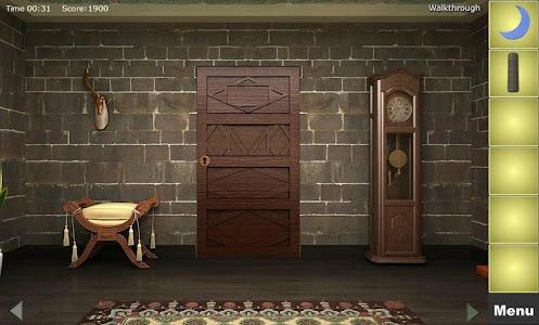 Gloomy House Escape screenshot 0