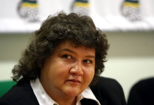 Former public enterprises minister Lynne Brown told the Zondo commission that it was Zuma and Ramaphosa who put in a good word for Molefe to be moved from Transnet to Eskom. File photo
