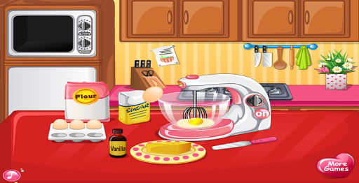Cake Maker - Cooking games 1.0.0 screenshots 18