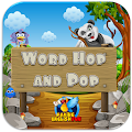 Word Hop and Pop - ABC and Phonics games - Free APK