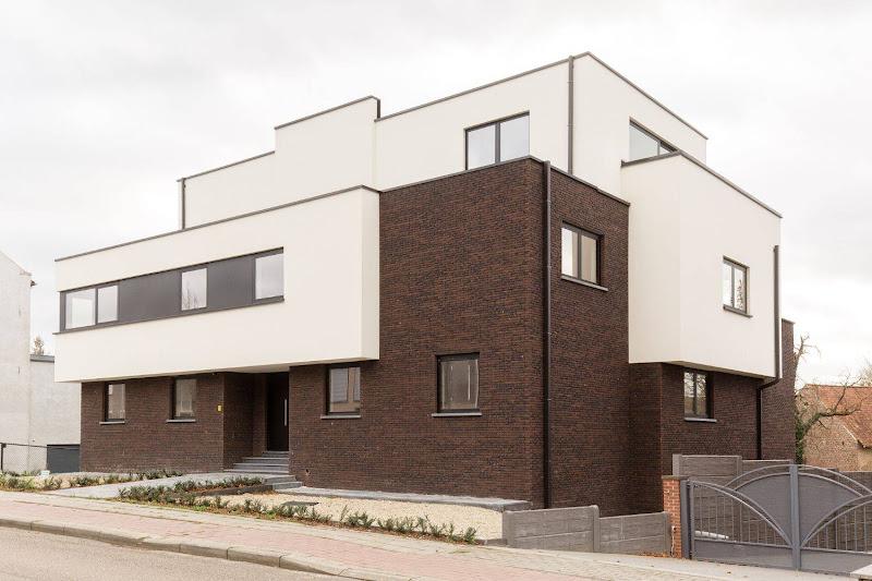 Geschakelde appartementen Tienen nieuwbouw