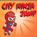 City Ninja Jump icon