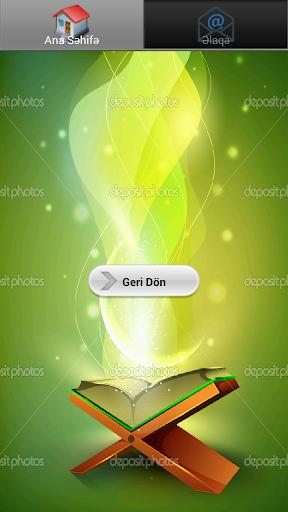 Quran in Arabic