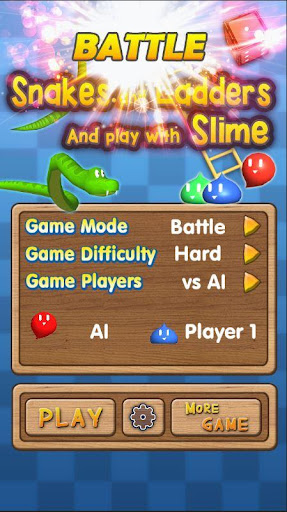 Snakes and Ladders, Slime - 3D Battle 1.42 screenshots 1