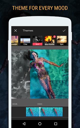Vizmato u2013 Video Editor & Slideshow maker! 1.0.938 screenshots 3