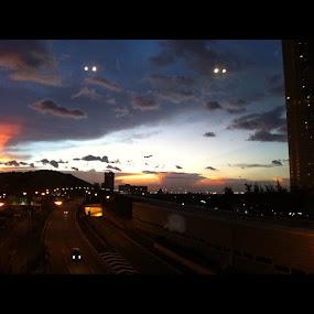Typhoon Coming... by Leggo Tung Lei - Instagram & Mobile Instagram