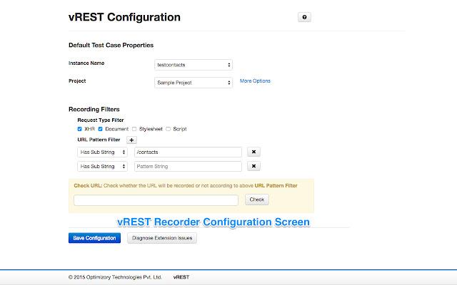 vREST - REST API Testing Tool