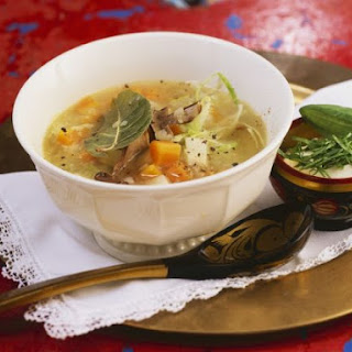 Baltic Cabbage Broth