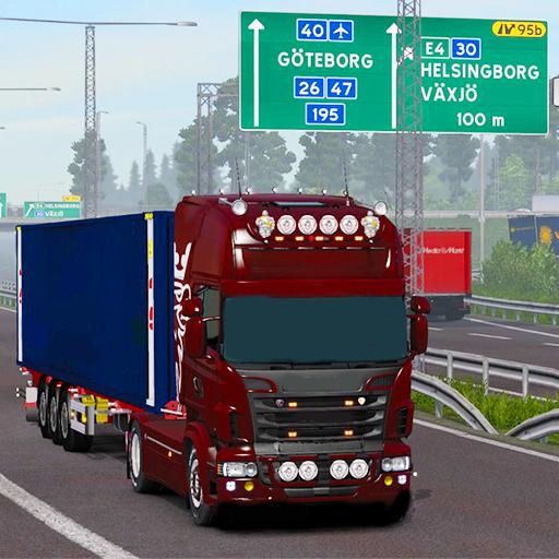 Euro Truck Drive Game